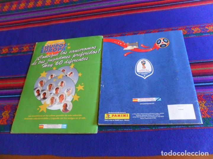 Álbum de fútbol completo: PANINI ESPAÑA 82 MUNDIAL FÚTBOL 1982 EN ACCIÓN COMPLETO RUSIA 2018 INCOMPLETO REGALO MEJORES EQUIPOS - Foto 18 - 209808918