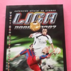 Álbum de fútbol completo: ALBUM FACSIMIL ESTE LIGA 2006-2007 + FASCICULO COLECCION CROMOS INOLVIDABLES - PANINI 06/07 SALVAT. Lote 209838261