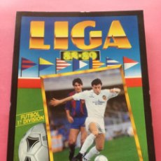 Álbum de fútbol completo: ALBUM FACSIMIL ESTE LIGA 1988-1989 + FASCICULO COLECCION CROMOS INOLVIDABLES - PANINI 88/89 SALVAT. Lote 209848025