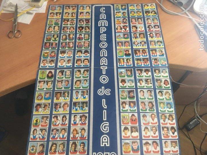 Álbum de fútbol completo: FUTBOL CAMPEONATO NACIONAL LIGA 1978 - 1979 RUIZ ROMERO ALBUM COMPLETO (AB-2) - Foto 2 - 210239317