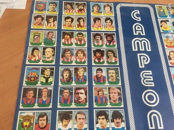 Álbum de fútbol completo: FUTBOL CAMPEONATO NACIONAL LIGA 1978 - 1979 RUIZ ROMERO ALBUM COMPLETO (AB-2) - Foto 4 - 210239317