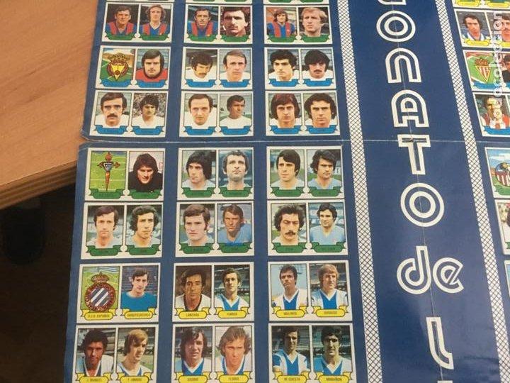 Álbum de fútbol completo: FUTBOL CAMPEONATO NACIONAL LIGA 1978 - 1979 RUIZ ROMERO ALBUM COMPLETO (AB-2) - Foto 5 - 210239317