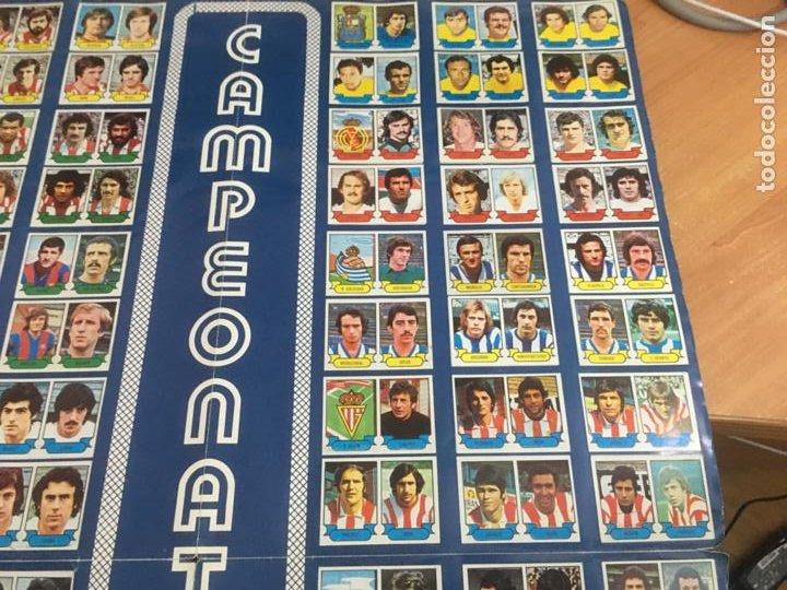 Álbum de fútbol completo: FUTBOL CAMPEONATO NACIONAL LIGA 1978 - 1979 RUIZ ROMERO ALBUM COMPLETO (AB-2) - Foto 6 - 210239317
