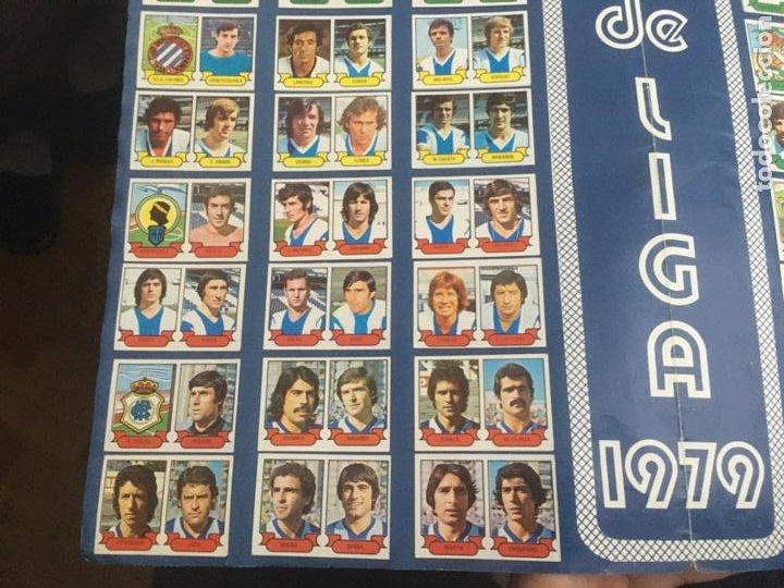 Álbum de fútbol completo: FUTBOL CAMPEONATO NACIONAL LIGA 1978 - 1979 RUIZ ROMERO ALBUM COMPLETO (AB-2) - Foto 7 - 210239317