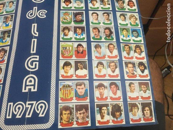 Álbum de fútbol completo: FUTBOL CAMPEONATO NACIONAL LIGA 1978 - 1979 RUIZ ROMERO ALBUM COMPLETO (AB-2) - Foto 8 - 210239317