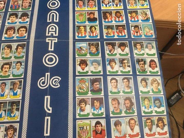 Álbum de fútbol completo: FUTBOL CAMPEONATO NACIONAL LIGA 1978 - 1979 RUIZ ROMERO ALBUM COMPLETO (AB-2) - Foto 9 - 210239317
