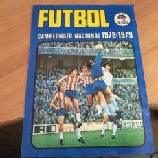 Álbum de fútbol completo: FUTBOL CAMPEONATO NACIONAL LIGA 1978 - 1979 RUIZ ROMERO ALBUM COMPLETO (AB-2). Lote 210239317