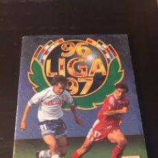 Álbum de fútbol completo: ALBUM NUEVO COMPLETO 96 97 EDICIONES ESTE 1996 1997. Lote 210337208