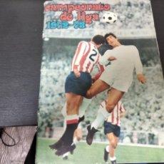 Álbum de fútbol completo: ALBUM FHER 72/73 COMPLETO SIN POSTER CENTRAL (A.R.L) BARATO. Lote 210610757