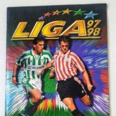Álbum de fútbol completo: ÁLBUM COMPLETO LIGA ESTE DE FÚTBOL 97-98. PANINI. Lote 210617550