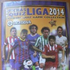 Álbum de fútbol completo: LIGA 2013 2014 13 14 MUNDICROMO COLECCIÓN COMPLETA. Lote 211865473