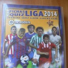 Álbum de fútbol completo: LIGA 2013 2014 13 14 MUNDICROMO PLATINUM COLECCIÓN COMPLETA. Lote 212016551