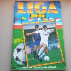 Álbum de fútbol completo: ALBUM COMPLETO LIGA ESTE 88 89 1988 1989 CON INFINIDAD DE COLOCAS. Lote 212034407