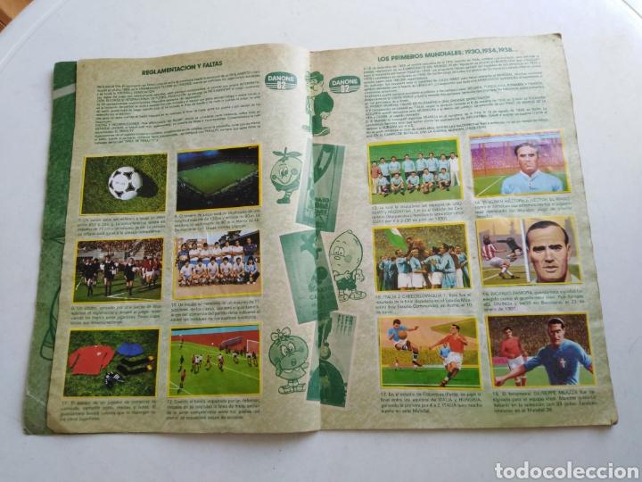 Álbum de fútbol completo: Álbum de cromos completo de fútbol ( danone 82 ) - Foto 3 - 212256498