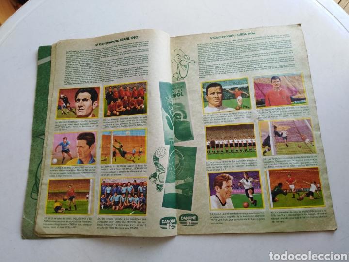 Álbum de fútbol completo: Álbum de cromos completo de fútbol ( danone 82 ) - Foto 4 - 212256498