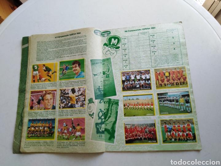 Álbum de fútbol completo: Álbum de cromos completo de fútbol ( danone 82 ) - Foto 5 - 212256498