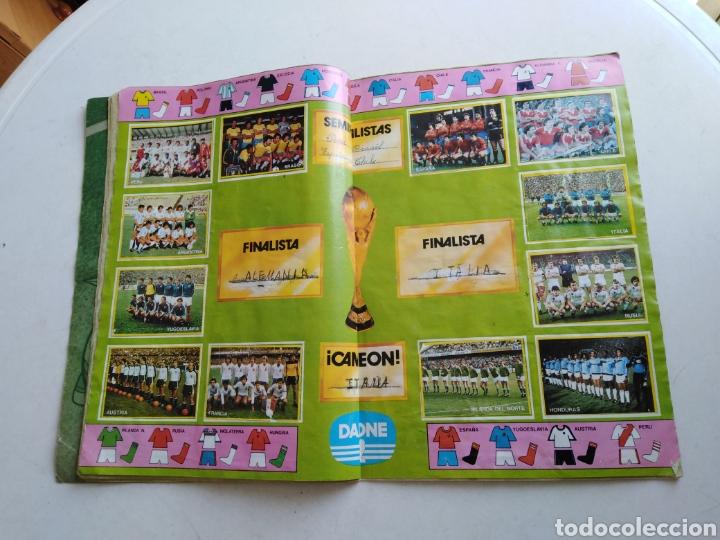 Álbum de fútbol completo: Álbum de cromos completo de fútbol ( danone 82 ) - Foto 6 - 212256498