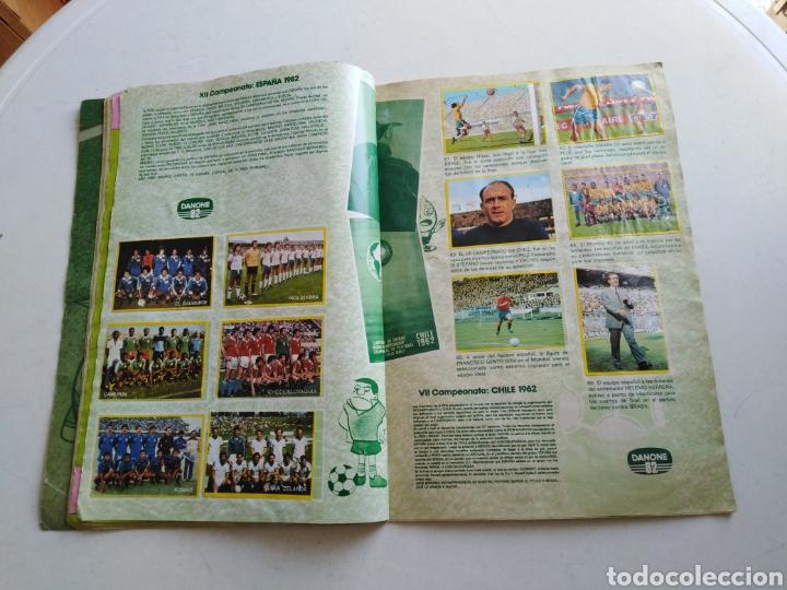 Álbum de fútbol completo: Álbum de cromos completo de fútbol ( danone 82 ) - Foto 7 - 212256498