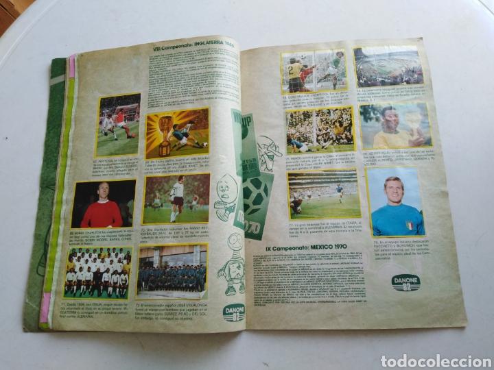 Álbum de fútbol completo: Álbum de cromos completo de fútbol ( danone 82 ) - Foto 8 - 212256498