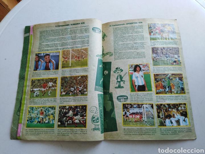 Álbum de fútbol completo: Álbum de cromos completo de fútbol ( danone 82 ) - Foto 9 - 212256498