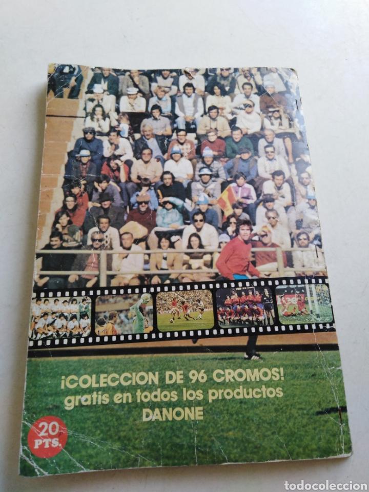 Álbum de fútbol completo: Álbum de cromos completo de fútbol ( danone 82 ) - Foto 11 - 212256498