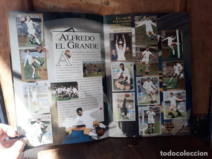 Álbum de fútbol completo: COLECCION LAS MONEDAS OFICIALES REAL MADRID DIARIO AS - GRANDES ASES ALBUM COMPLETO CROMOS - Foto 6 - 212419197