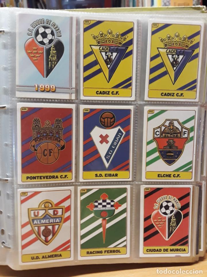 Álbum de fútbol completo: album fichas de la liga 2004 - ver fotos cromos - Foto 4 - 212463201