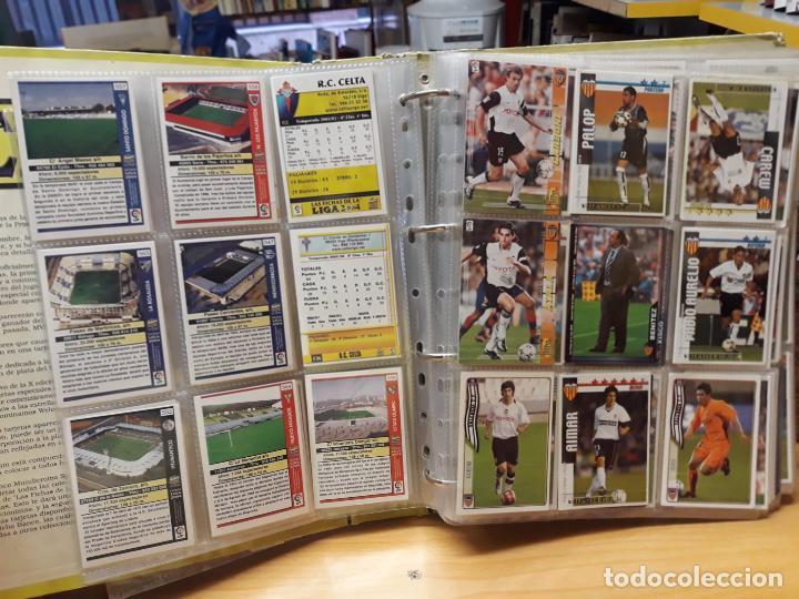 Álbum de fútbol completo: album fichas de la liga 2004 - ver fotos cromos - Foto 5 - 212463201