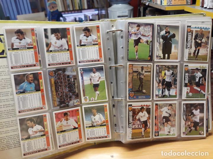 Álbum de fútbol completo: album fichas de la liga 2004 - ver fotos cromos - Foto 7 - 212463201