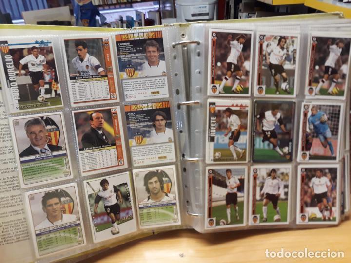 Álbum de fútbol completo: album fichas de la liga 2004 - ver fotos cromos - Foto 8 - 212463201