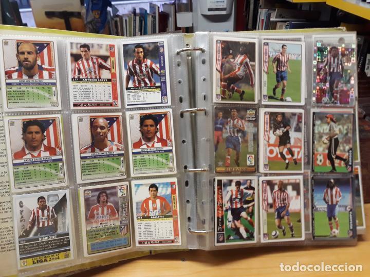 Álbum de fútbol completo: album fichas de la liga 2004 - ver fotos cromos - Foto 9 - 212463201
