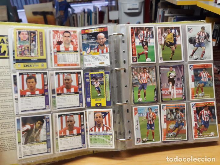 Álbum de fútbol completo: album fichas de la liga 2004 - ver fotos cromos - Foto 10 - 212463201