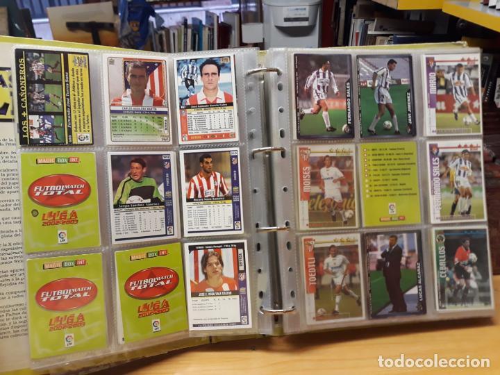 Álbum de fútbol completo: album fichas de la liga 2004 - ver fotos cromos - Foto 11 - 212463201