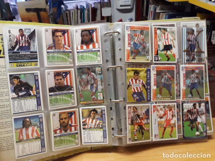 Álbum de fútbol completo: album fichas de la liga 2004 - ver fotos cromos - Foto 12 - 212463201