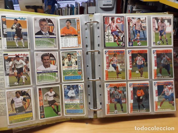 Álbum de fútbol completo: album fichas de la liga 2004 - ver fotos cromos - Foto 13 - 212463201