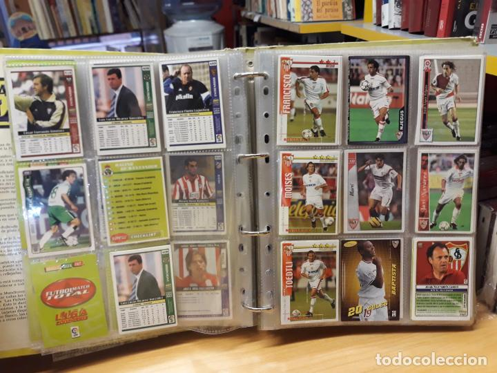 Álbum de fútbol completo: album fichas de la liga 2004 - ver fotos cromos - Foto 14 - 212463201