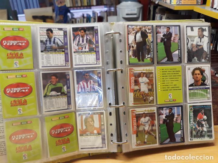 Álbum de fútbol completo: album fichas de la liga 2004 - ver fotos cromos - Foto 15 - 212463201