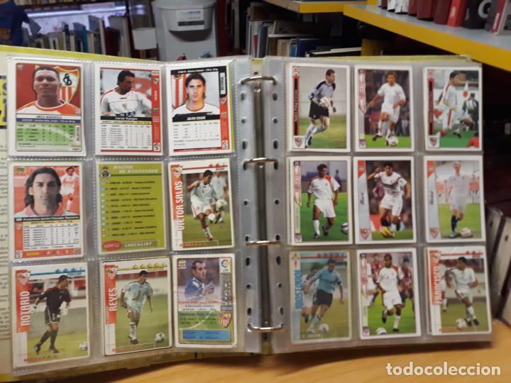 Álbum de fútbol completo: album fichas de la liga 2004 - ver fotos cromos - Foto 17 - 212463201