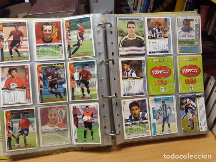 Álbum de fútbol completo: album fichas de la liga 2004 - ver fotos cromos - Foto 18 - 212463201