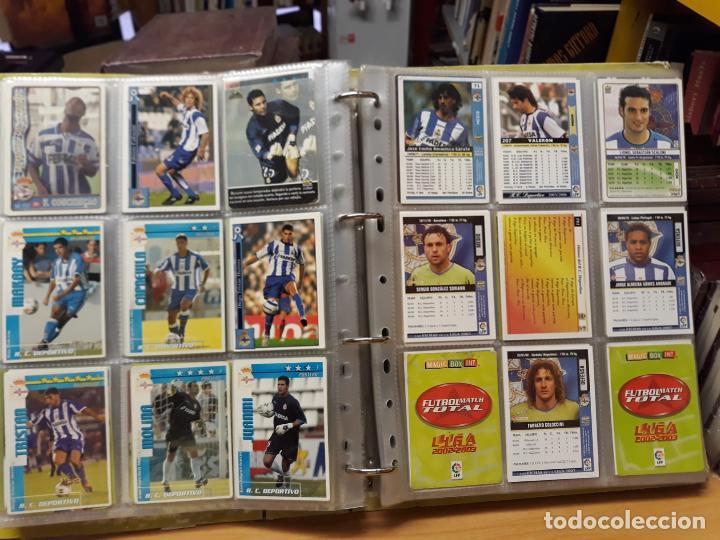 Álbum de fútbol completo: album fichas de la liga 2004 - ver fotos cromos - Foto 19 - 212463201