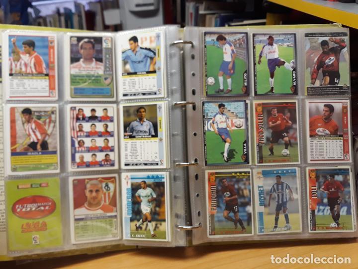 Álbum de fútbol completo: album fichas de la liga 2004 - ver fotos cromos - Foto 20 - 212463201