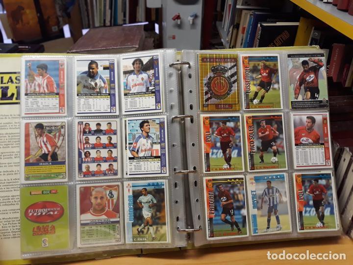 Álbum de fútbol completo: album fichas de la liga 2004 - ver fotos cromos - Foto 21 - 212463201