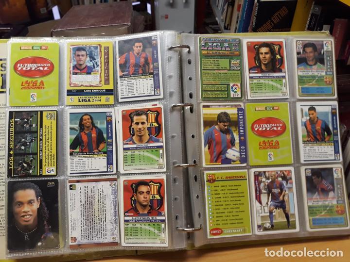 Álbum de fútbol completo: album fichas de la liga 2004 - ver fotos cromos - Foto 23 - 212463201