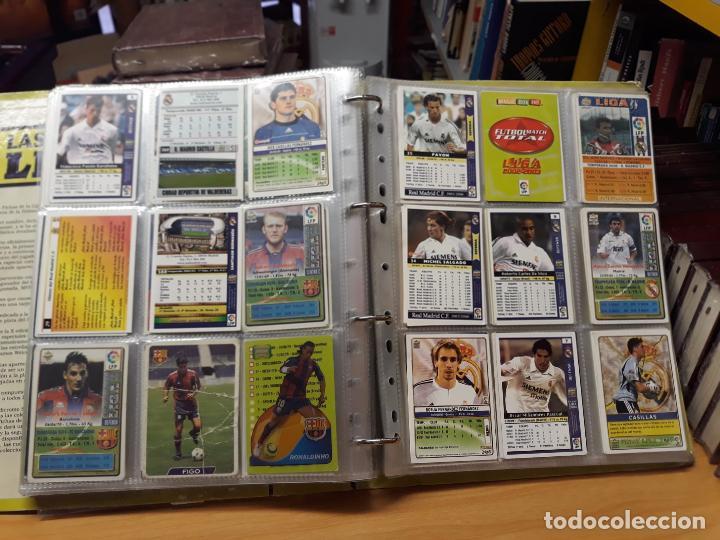 Álbum de fútbol completo: album fichas de la liga 2004 - ver fotos cromos - Foto 25 - 212463201