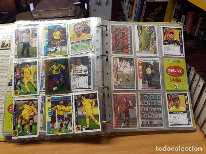 Álbum de fútbol completo: album fichas de la liga 2004 - ver fotos cromos - Foto 26 - 212463201