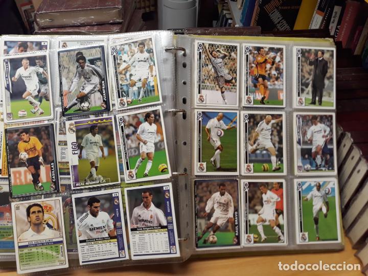 Álbum de fútbol completo: album fichas de la liga 2004 - ver fotos cromos - Foto 27 - 212463201