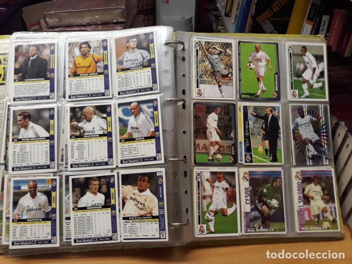 Álbum de fútbol completo: album fichas de la liga 2004 - ver fotos cromos - Foto 28 - 212463201