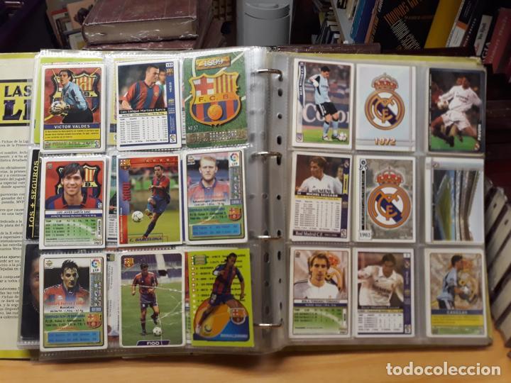 Álbum de fútbol completo: album fichas de la liga 2004 - ver fotos cromos - Foto 29 - 212463201