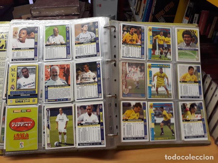 Álbum de fútbol completo: album fichas de la liga 2004 - ver fotos cromos - Foto 30 - 212463201