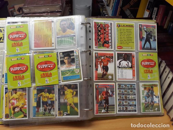 Álbum de fútbol completo: album fichas de la liga 2004 - ver fotos cromos - Foto 31 - 212463201
